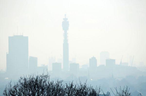 BBC:倫敦經歷近年來最嚴重空氣污染 污染水平達10級