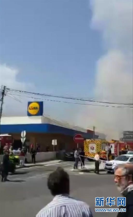 (外代一線)(4)葡萄牙一小型飛機墜毀致5人死亡