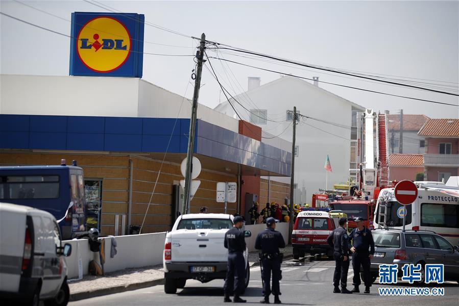 (外代一線)(6)葡萄牙一小型飛機墜毀致5人死亡