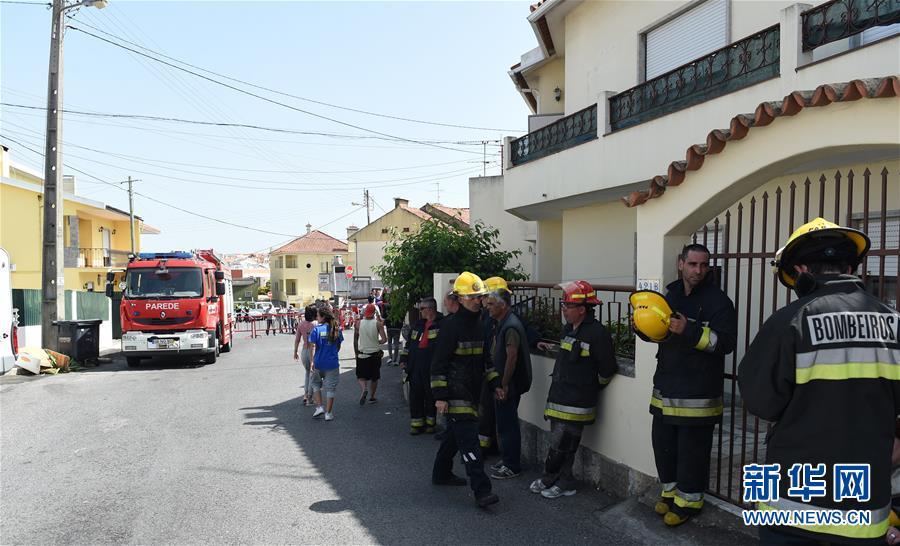 (國際)(1)瑞士小型飛機在葡萄牙墜毀致5死4傷