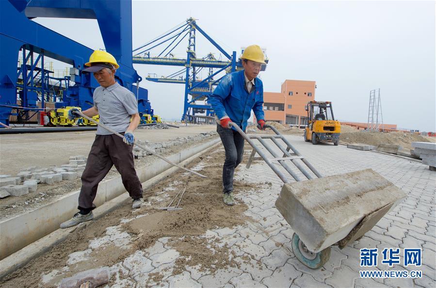 (經濟)(4)福建湄洲灣北岸崛起港口群