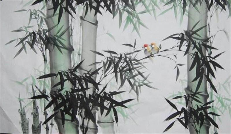 北宋著名画家文与可画竹子前做到了什么因此他画的竹子总是栩栩如生图片