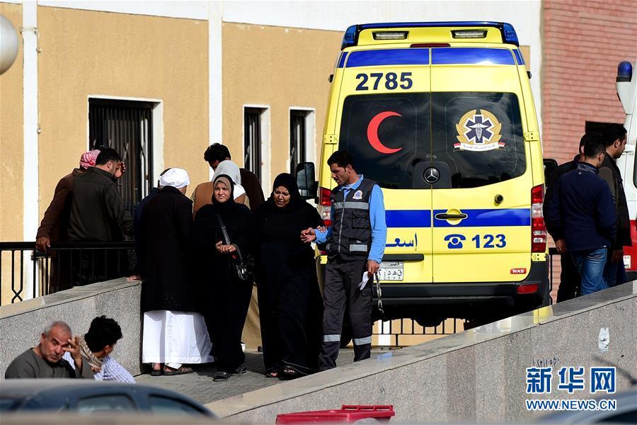 (國際)(1)埃及恐襲已造成至少305人死亡
