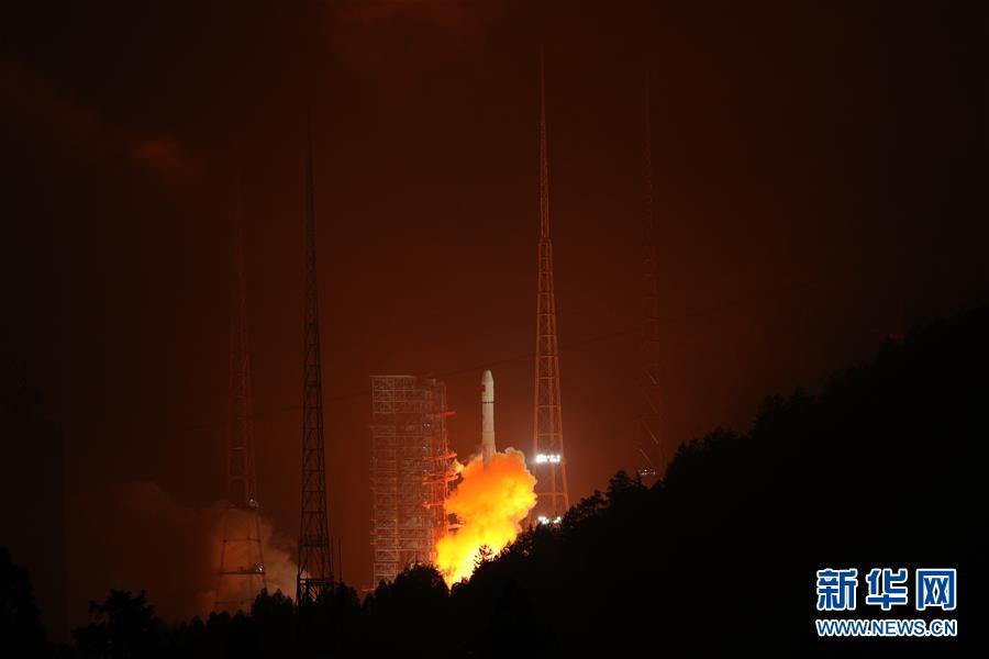 (經濟)我國成功發射一顆北鬥二號衛星
