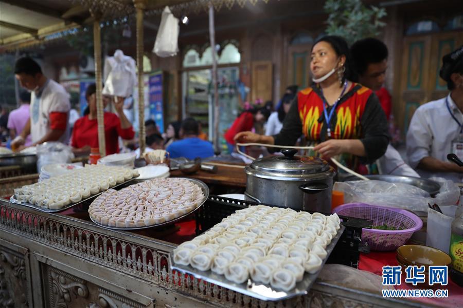 (社會)(1)新疆:家鄉味道