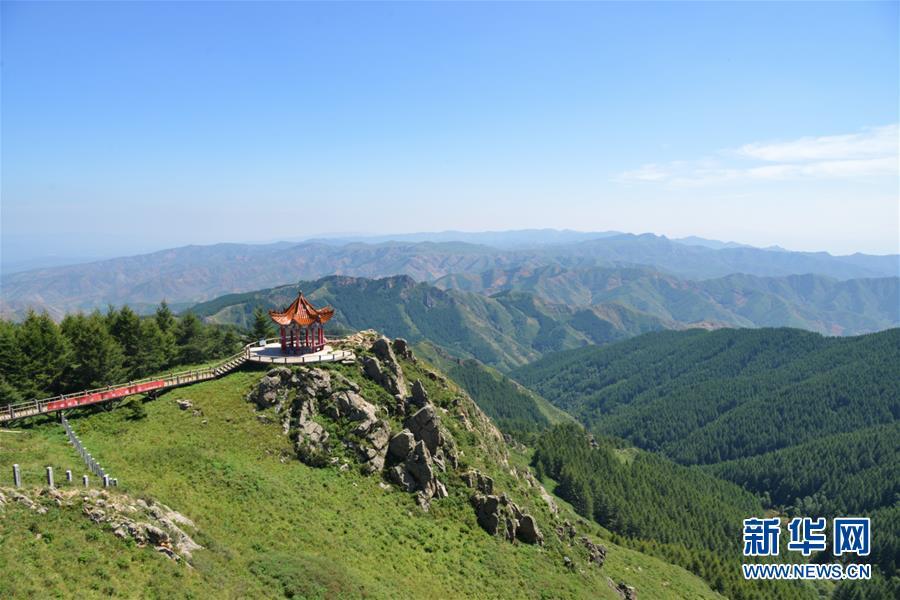 (環境)(1)內蒙古綠色明珠蘇木山
