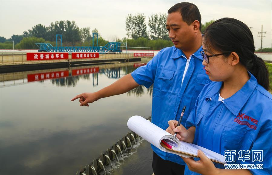 (環境)(1)河北安平:變污為凈 綠色發展