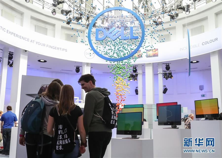 (新華視界)(3)第58屆柏林國際消費電子展閉幕