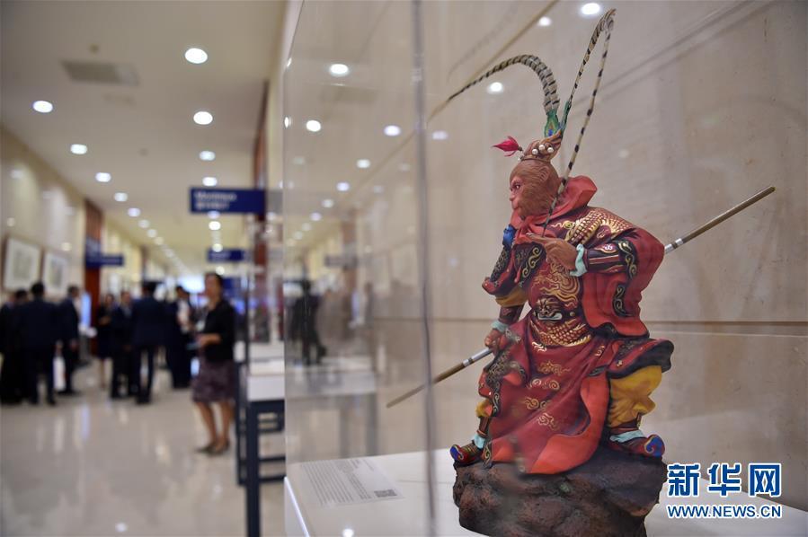 (XHDW)(5)天津:達沃斯上的傳統文化