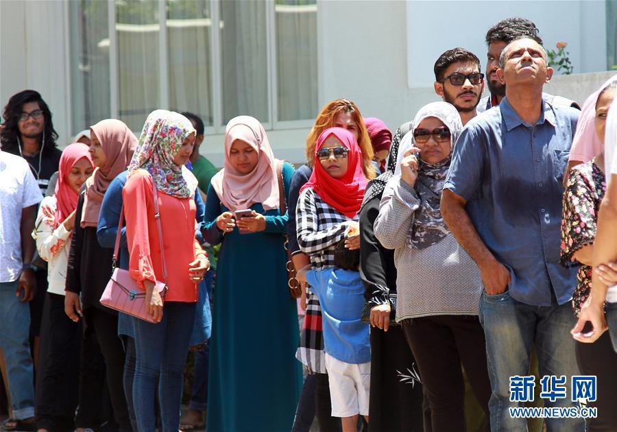 (國際)(1)馬爾代夫舉行總統選舉