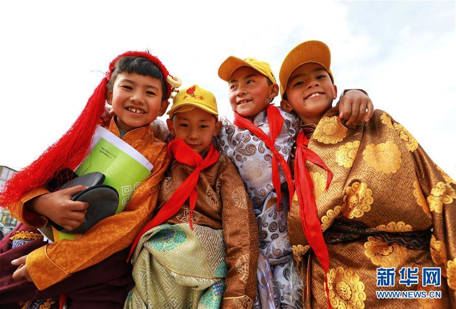 (各民族團結互助·圖文互動)(1)青海長江源村:團結奮進譜寫幸福生活新篇章