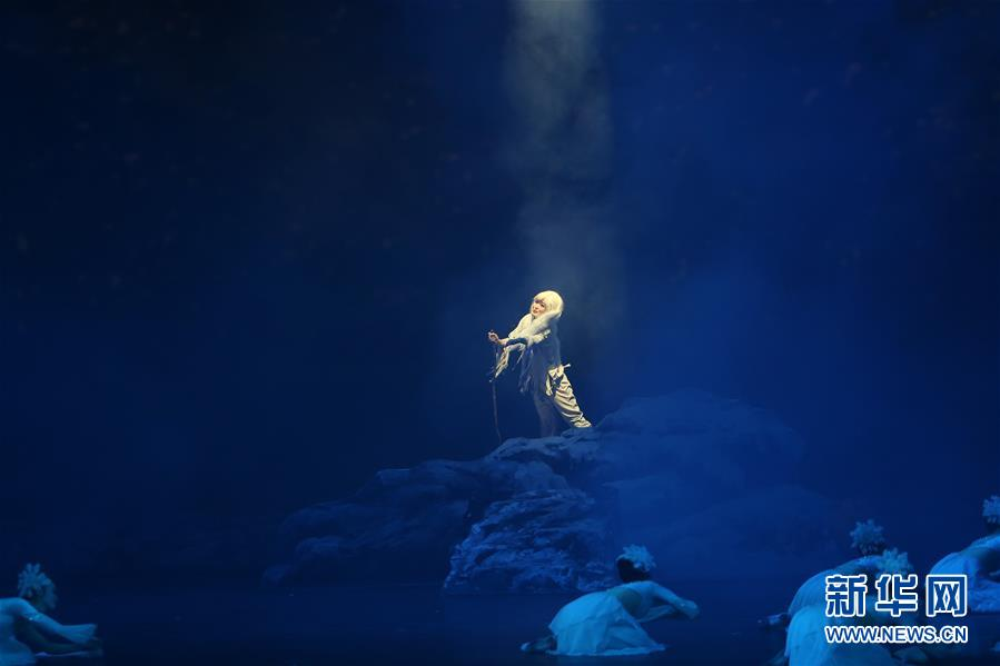 (国际)(3)朝鲜版歌剧《白毛女》在平壤上演