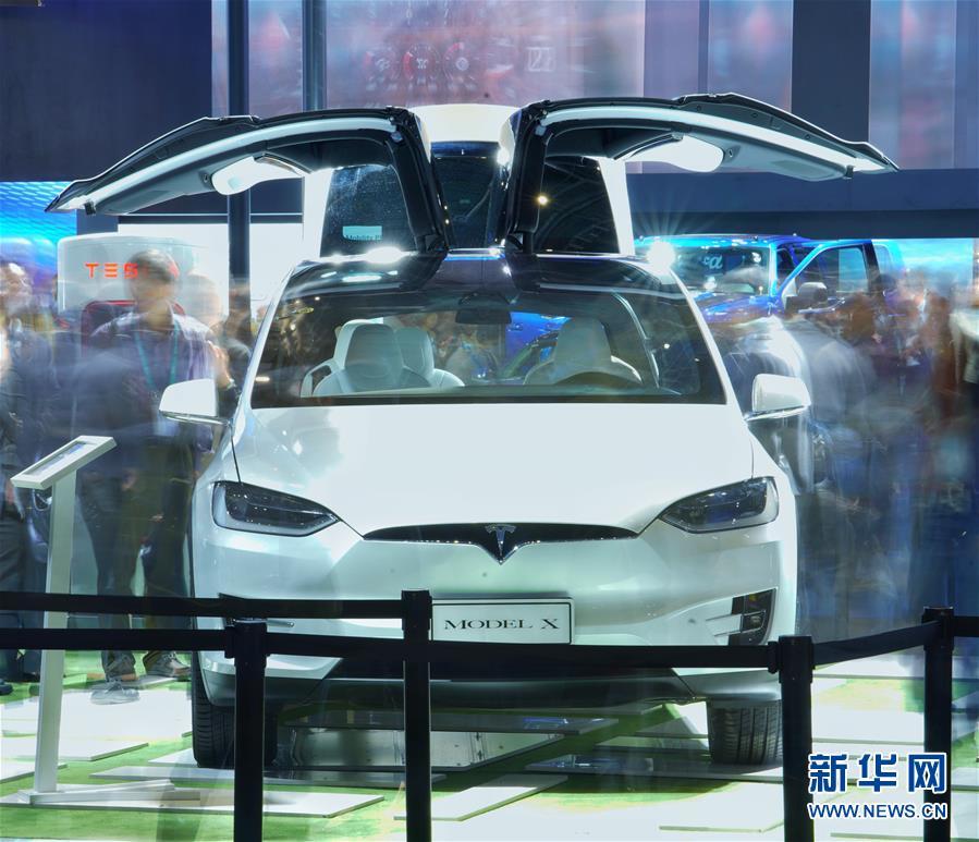 (聚焦進口博覽會)(1)走進首屆進博會汽車展
