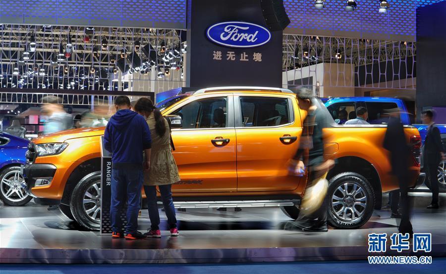 (聚焦進口博覽會)(3)走進首屆進博會汽車展