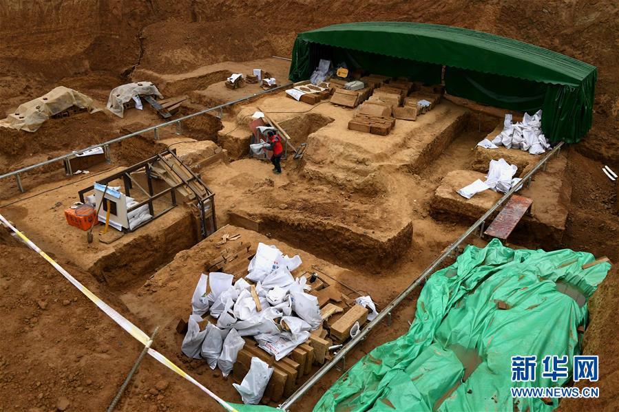 (文化)(1)洛陽發現西漢大墓