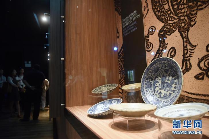 (國際·圖文互動)(2)中文交往與海上絲路的歷史見證——訪文萊海事博物館
