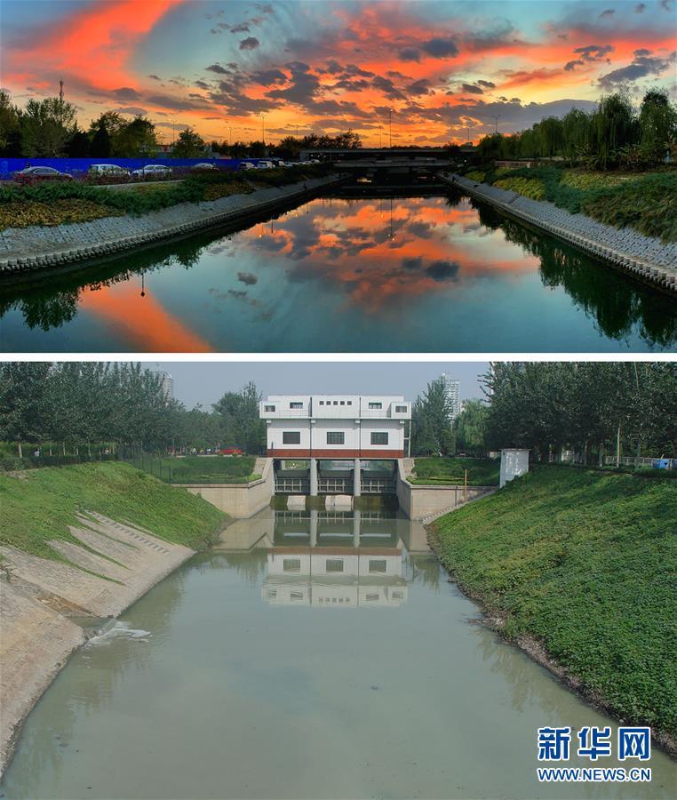 (新華全媒頭條·圖文互動)(1)復蘇的河流——北京涼水河再調查