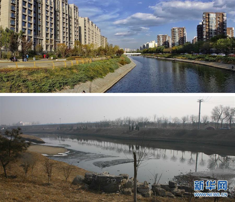 (新華全媒頭條·圖文互動)(2)復蘇的河流——北京涼水河再調查