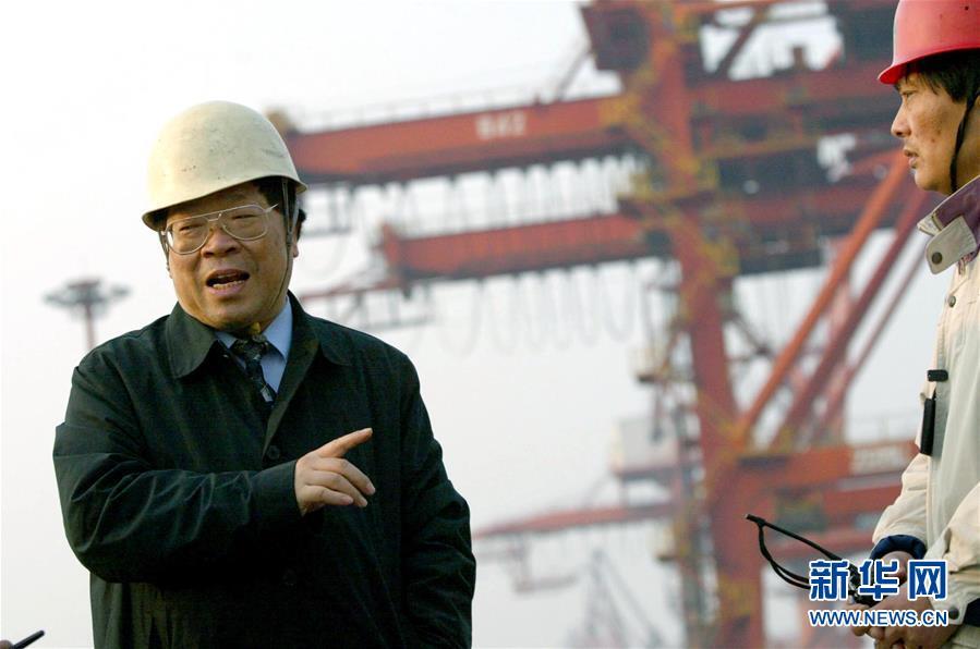 (改革先鋒風採·圖文互動)(1)包起帆:改革開放中的中國工人創新先鋒
