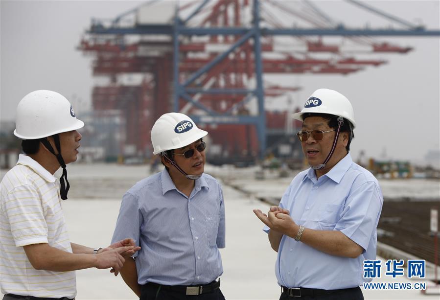 (改革先鋒風採·圖文互動)(2)包起帆:改革開放中的中國工人創新先鋒