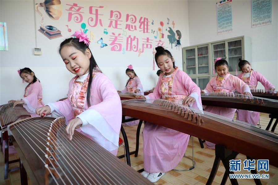 (教育)(2)河北唐山:多彩社團豐富學生生活
