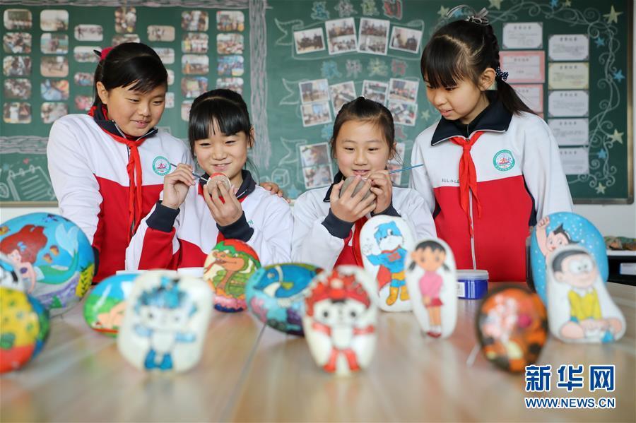 (教育)(3)河北唐山:多彩社團豐富學生生活