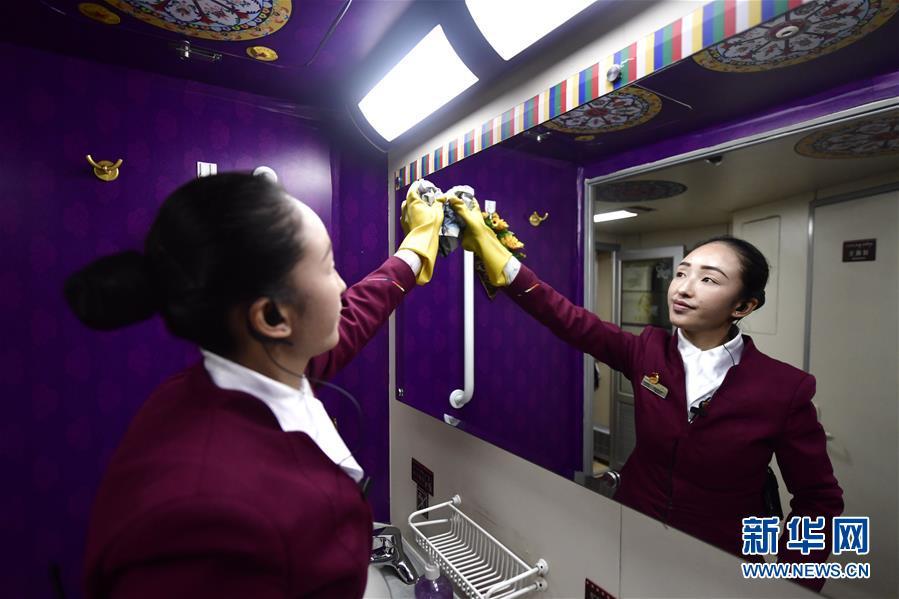 (關注春運)(5)春運路上的藏族姐妹