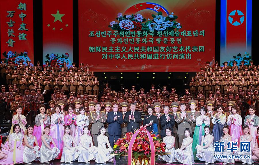 朝鲜劳动党副委员长李洙墉今抵北京 外交部回应