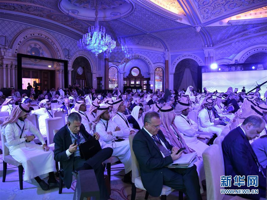(國際)(1)沙特啟動國家工業發展和物流計劃