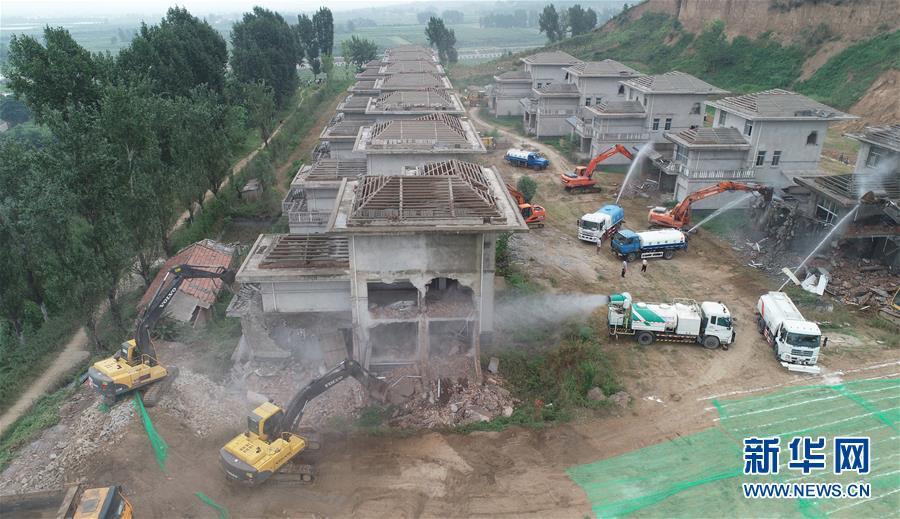 (新華全媒頭條·圖文互動)(4)攻堅,為了美麗中國——黨的十八大以來污染防治紀實
