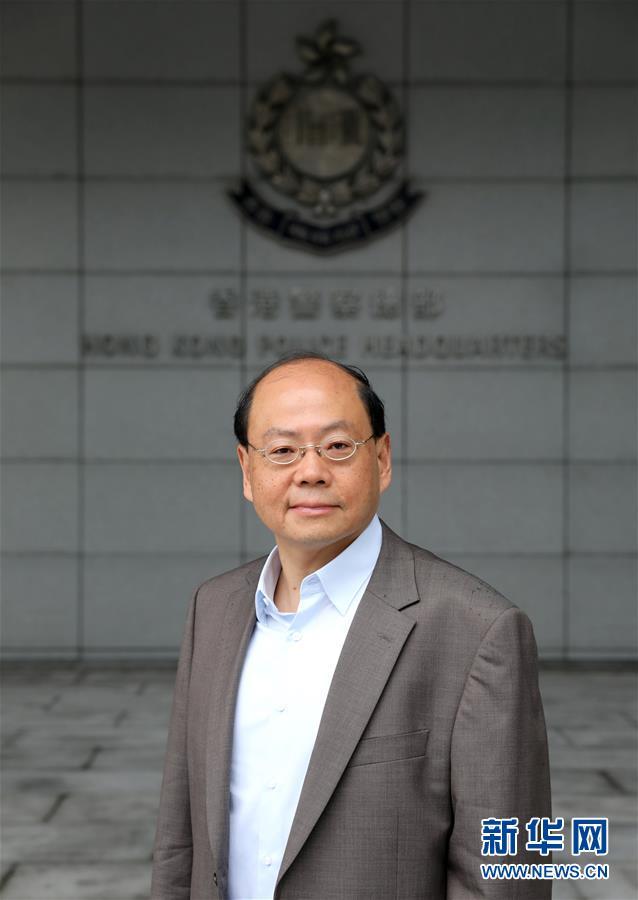 (圖文互動)(1)責任重大,使命光榮——訪新任國家禁毒委員會副主任曾偉雄