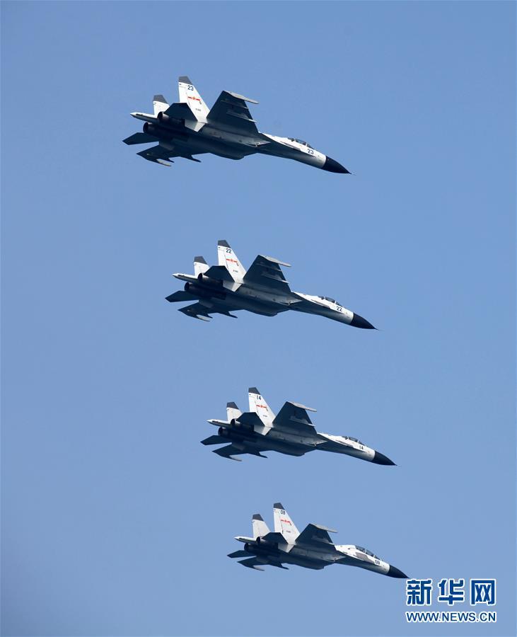 (人民海軍70年·新華全媒頭條·圖文互動)(7)向著深藍出發——獻給人民海軍成立70周年