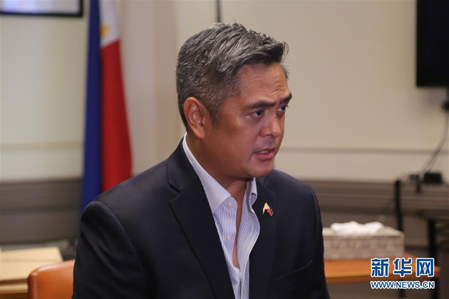 (國際·亞洲文明對話大會·圖文互動)專訪:以文明對話促進共識與發展正當其時——訪菲律賓新聞部長安達納爾