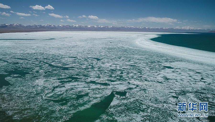 (美麗中國)(1)西藏:納木錯開湖