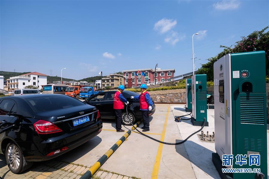 (环境)(2)浙江嵊泗积极推进海岛绿色能源建设
