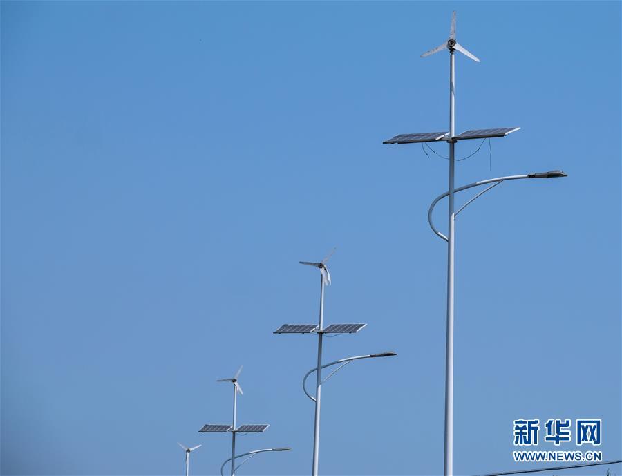 (环境)(3)浙江嵊泗积极推进海岛绿色能源建设