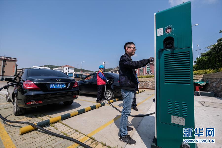 (环境)(5)浙江嵊泗积极推进海岛绿色能源建设