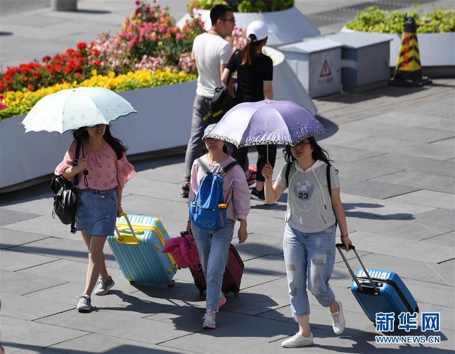 (環境)(3)北京高溫來襲