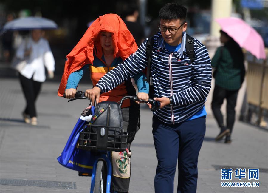 (環境)(5)北京高溫來襲
