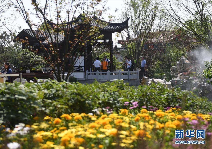(北京世園會)(2)生態中國·靈秀姑蘇醉江南
