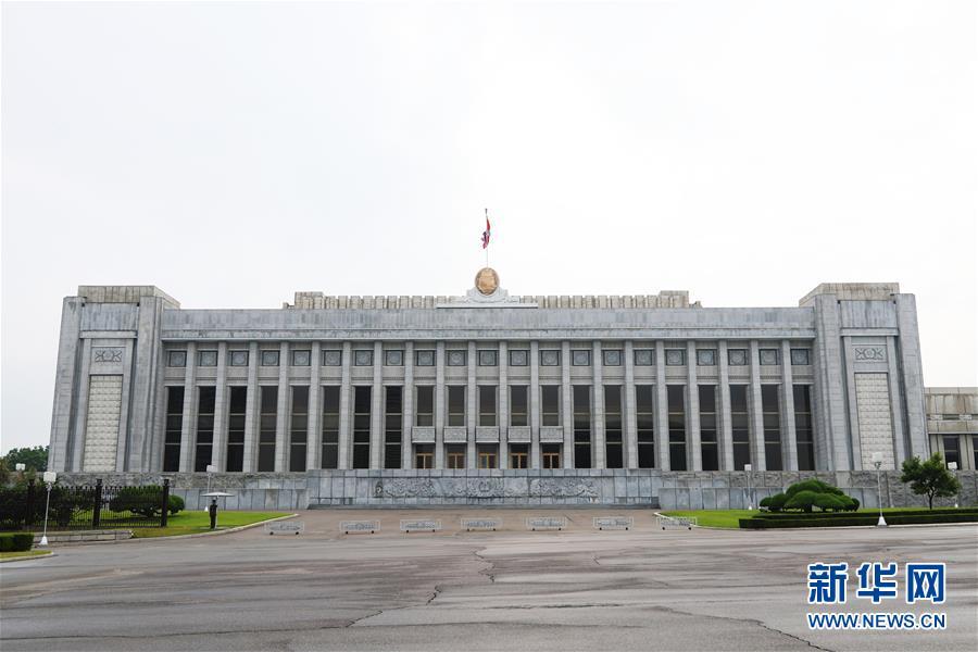 (習近平出訪配合稿·圖文互動)(1)新聞背景:朝鮮民主主義人民共和國