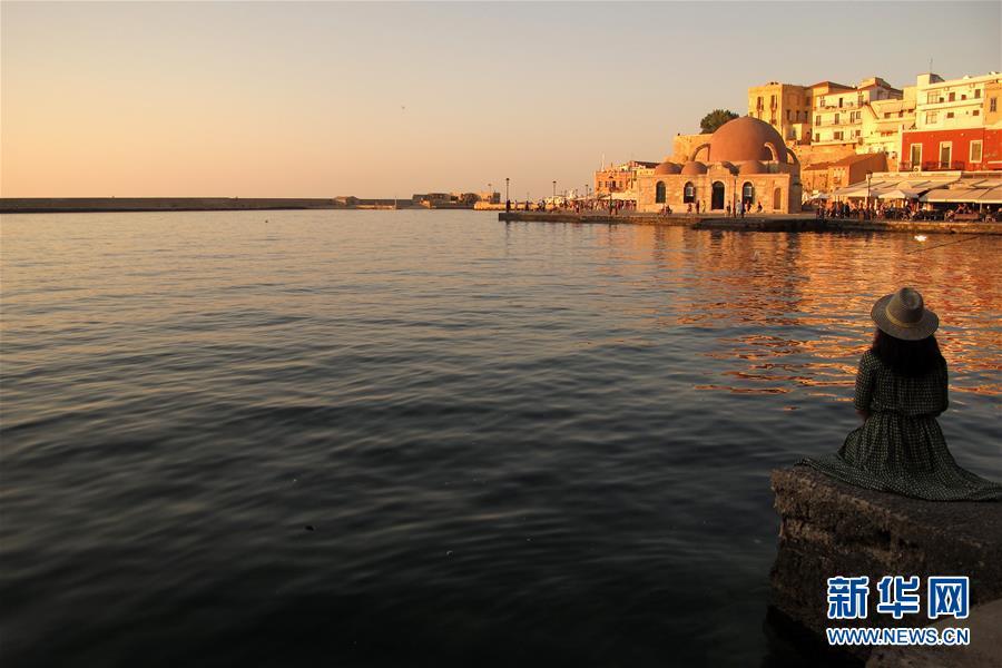 (國際)(5)希臘克裏特島幹尼亞風光