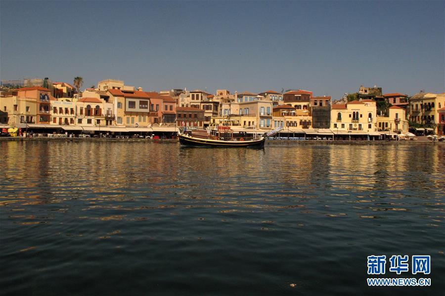 (國際)(6)希臘克裏特島幹尼亞風光