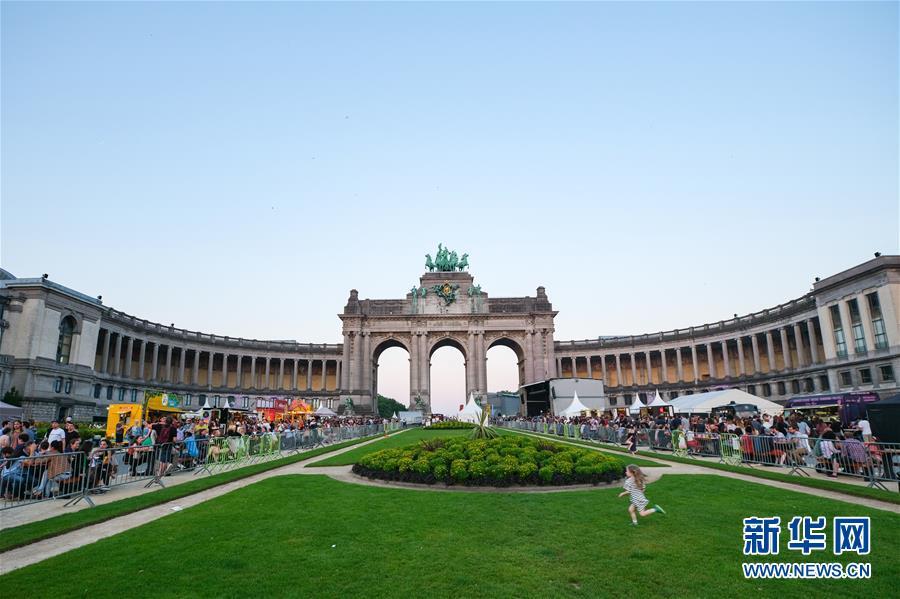 (國際)(2)比利時上演夏至音樂節