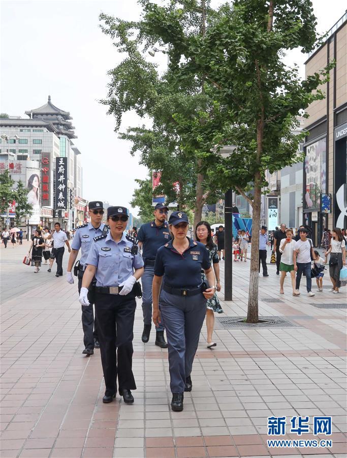 (圖文互動)(3)中意警方啟動第三次在華警務聯合巡邏