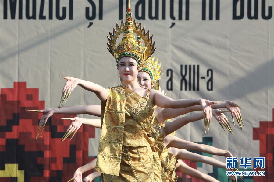 (國際)(2)羅馬尼亞國際民間音樂和傳統藝術節閉幕