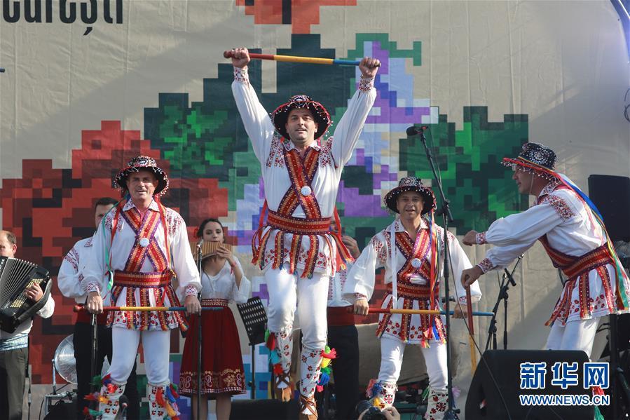 (國際)(3)羅馬尼亞國際民間音樂和傳統藝術節閉幕