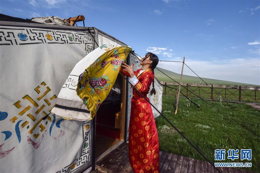 (環境)(5)生態牧場助力牧戶增收