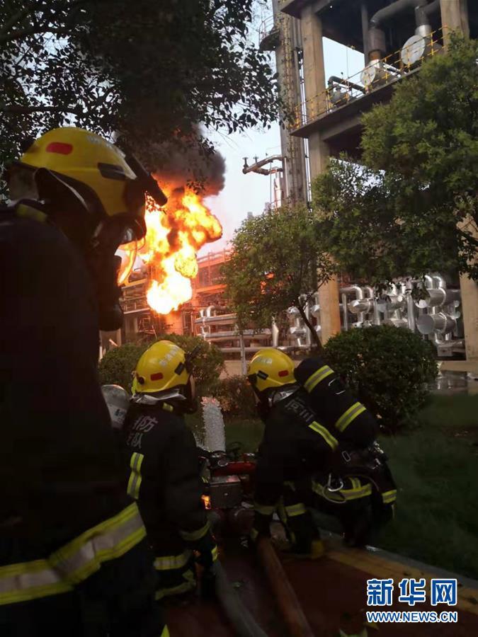 (社會)(1)河南義馬氣化廠發生爆炸 應急管理部已派出工作組趕赴事故現場