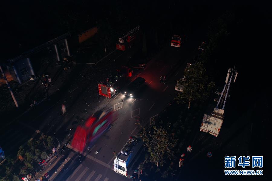 (突發事件後續)(3)河南義馬氣化廠爆炸事故已致10人死亡5人失聯